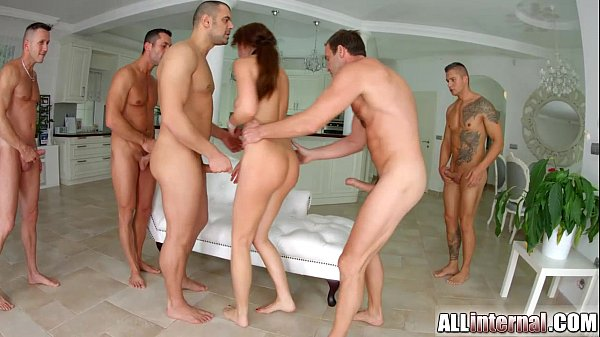Tina Kay anal gangbang creampie on All Internal part 2 Thumb