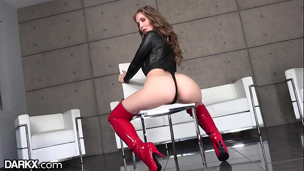 DarkX - Lena Paul's Booty Slammed By BBC Thumb