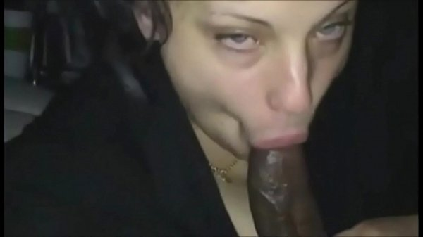 She's High on Big Black Cock .. or?