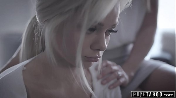 PURE TABOO Step-Couple Fuck Shy Teen Elsa Jean