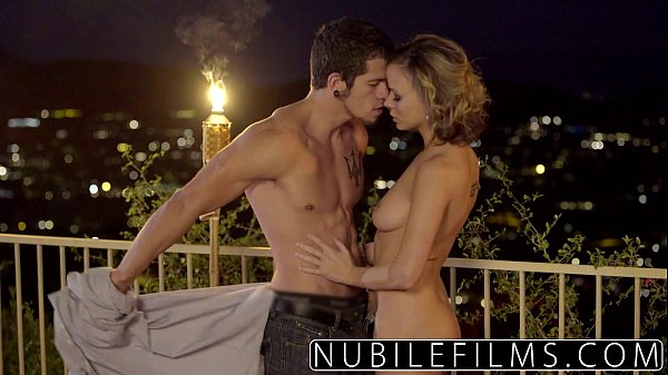 NubileFilms - Outdoor romance leads to hot fuck Thumb