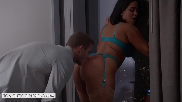 Tonights Girlfriend Sahara Leone becomes submis...