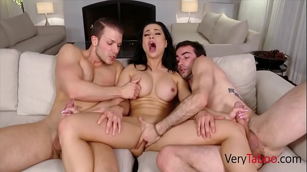 Italian Mom's All Holes Fucked By Sons- Crystal Rush