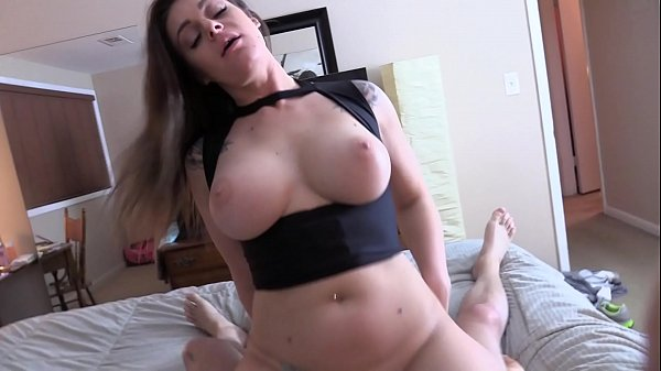 MILF Sister-In-Law Begs for Cock and Lets Me Cum In Her
