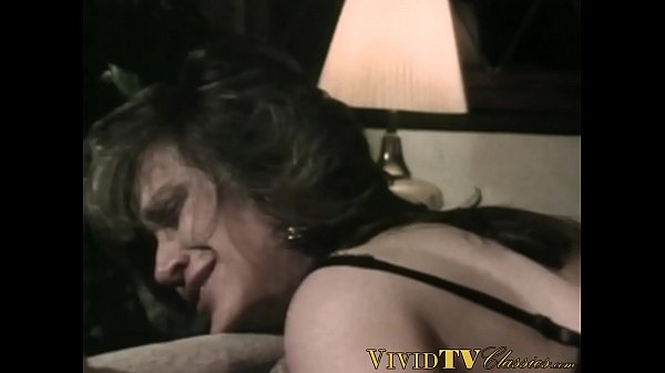 Classic mature takes it in her tight ass before a facial
