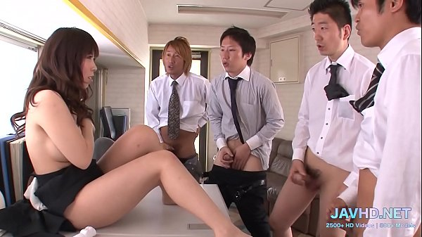 Real Japanese Group Sex Uncensored Vol 31 - Mor...