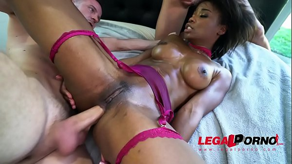 Slutty Mya Mays Takes All She Can with Wild Dou...
