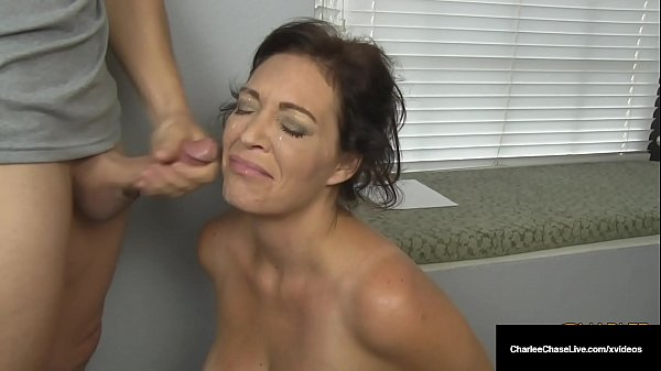 Husband's Employer Gets Milf Charlee Chase To S...