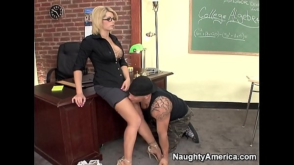 Naughty America - Find Your Fantasy Professor B...