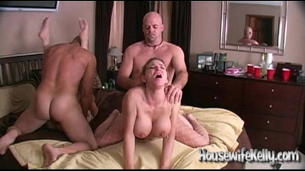 Wife Swapping with 2 Swinging Couples Thumb