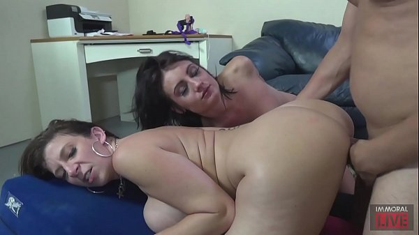 SARA JAY & PORNO DAN Make CHASE RYDER SQUIRT & WRECK HER CUNT