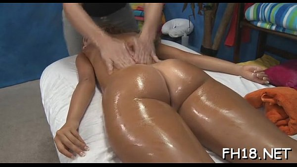 Sexy 18 year old receives fucked hard