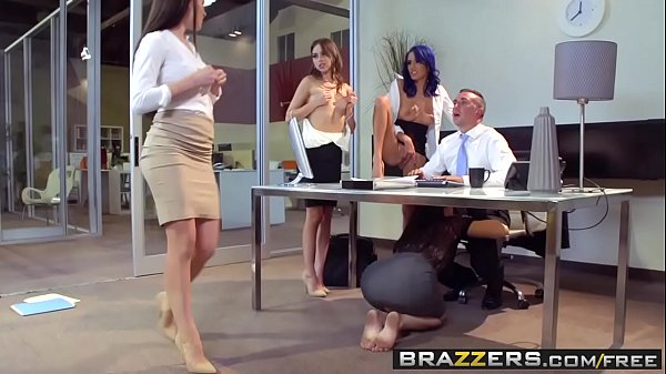 Brazzers - Brazzers Exxtra - Aidra Fox Janice Griffith Lana Rhoades Riley Reid and Keiran Lee -  Off