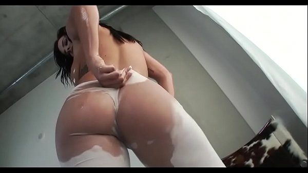 Lubed Oiled Up Keisha Grey Anal Fuck And Creampie By Big Dick