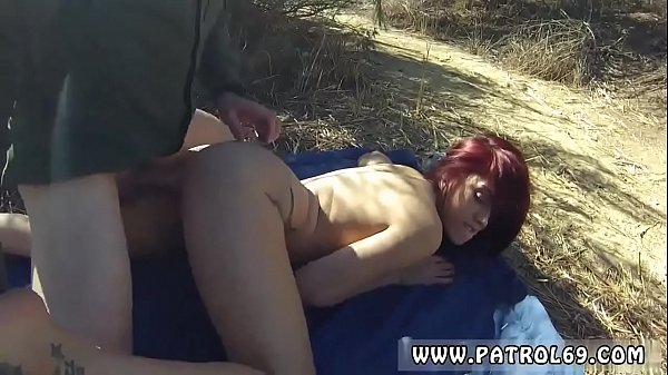 Two police girls Redhaired peacherino can do everything to smuggle