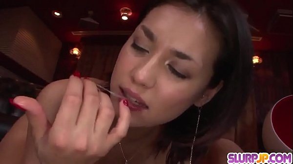 Maria Ozawa amazes with her sloppy skills - More at Slurpjp.com