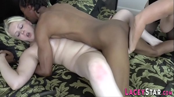 Gran and british blonde suck and fuck