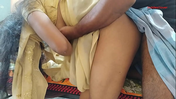 guy groping boobs of friend wife while fucking her in doggy style Thumb