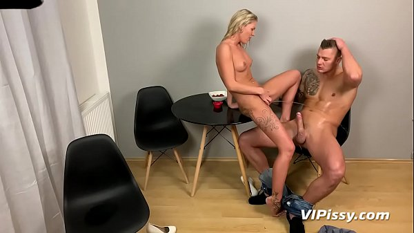 Long Hot Piss Fuck With Clauida Macc And Her Man