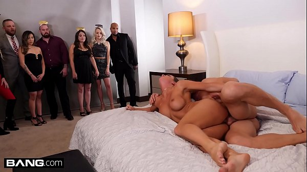 BANG Confessions - Abigail Mac fucks in front o...