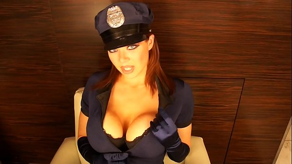 Busty Ginger Policewoman Makes You an Offer Thumb