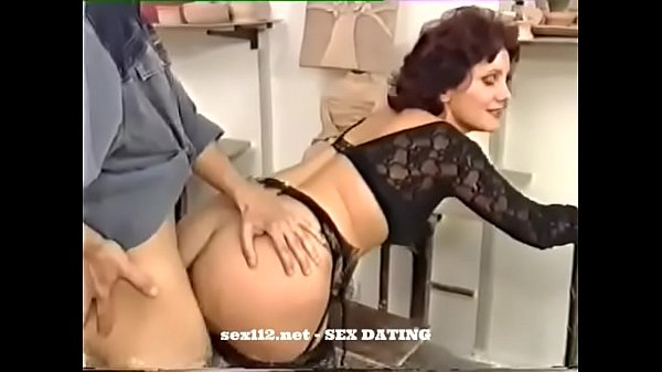 German French Anal Vintage