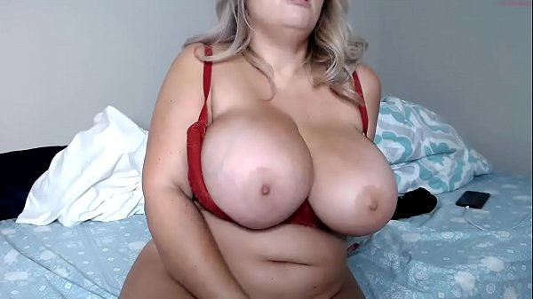 Cute Mature BBW Milf on Webcam