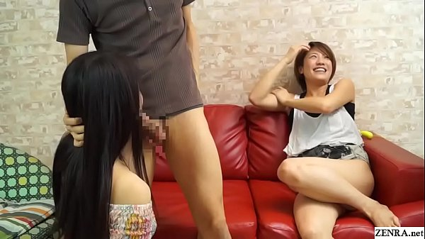 JAV having sex while my friend watches begins Subtitled Thumb