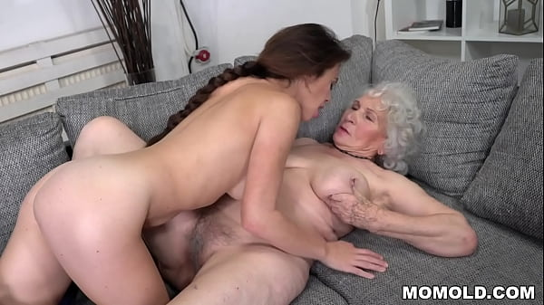 GILF And Young Employee Having Lesbian Sex - Tiffany Doll, Norma