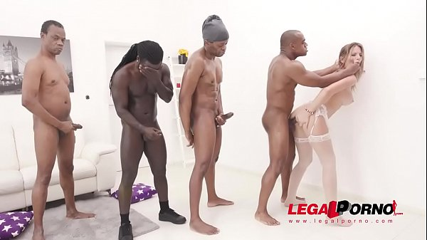 Leidy De Leon Vs 4 BBC with Airtight DP and Facial SZ2554
