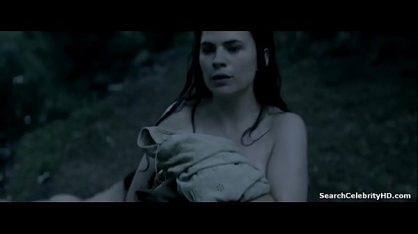 Hayley Atwell in The Pillars the Earth 2010