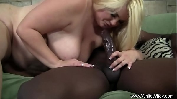 Offering Her His Black Cock
