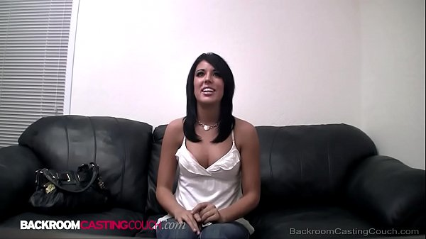 Tanned Big Nippled Beauty Jenna Gets That Tight...