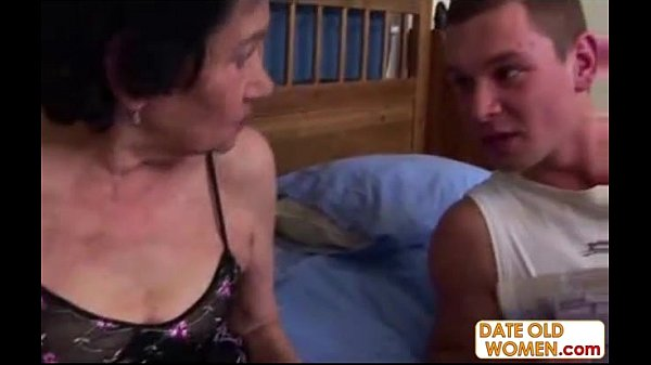 Lick hairy old pussy
