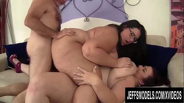 Sensational Plumper Threesome with Mature Lady Lynn and Hot Becki Butterfly