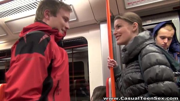 Casual Teen Sex - From a ride to hot sex Zena L...