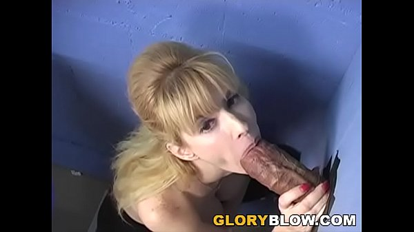 Busty Tara Moon Fucks Huge Black Dick - Gloryhole
