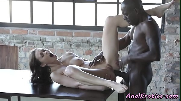 Amazing eurobabe assfucked and jizzed
