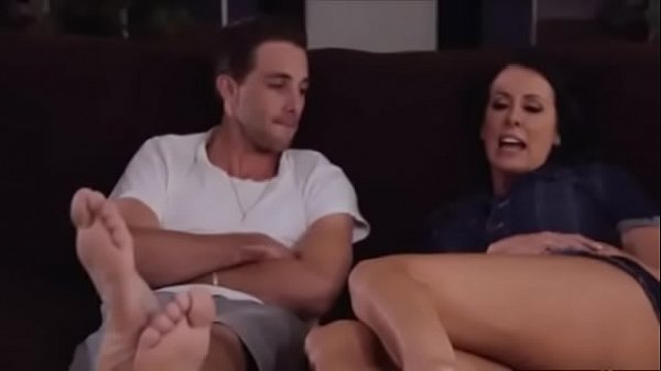 Milf mom can't resist quarantine and fucks hard with son on couch - PornoGozo.com Thumb