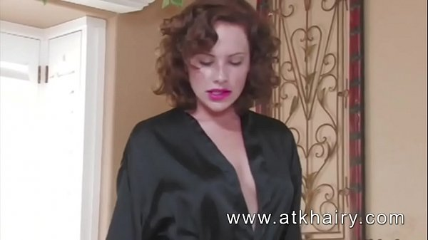 Katie St. Ives has a screaming orgasm