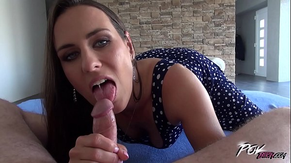 Horny Brunette Mea Is a Real Fan of The Ass To ...