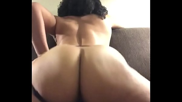 Sexy Big Ass Ebony Rides Creamy Toy