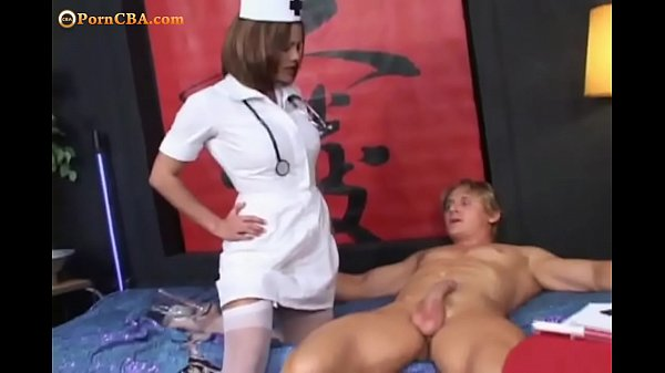 Young asian nurses