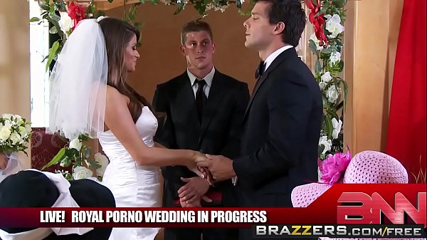The Royal Porno Wedding Parody - (Madelyn Marie, Ramon) - BRAZZERS