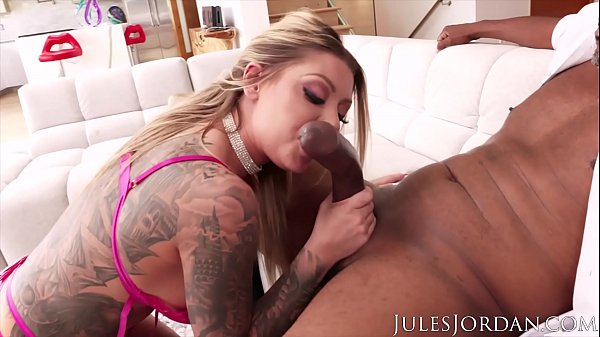 Jules Jordan - Karma RX Has A Prescription For Black Cock Thumb