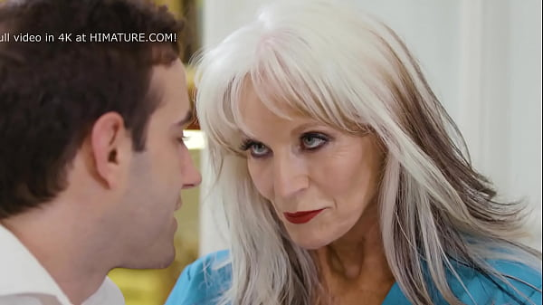 65yo Psychiotherapist Works On A Young Guy - Sa...