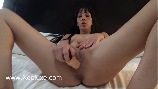 THE MILF PLAYS ALONE