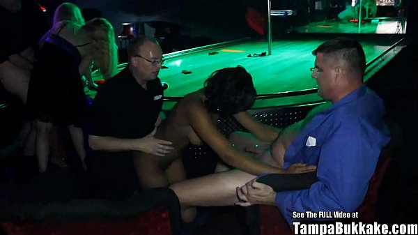 Dirty D Wild Christmas Gangbang In Strip Club Thumb