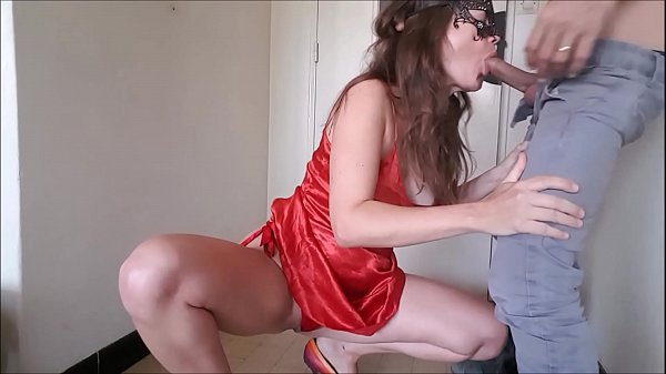 T&A FS 01 - Fucking a French Girl in Lingerie ( Satin Panty, Nightie)