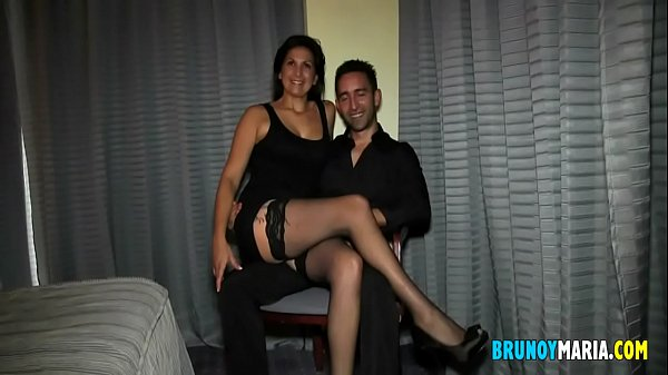 Fuck my WOMAN boy !: Living his FIRST EXPERIENC...